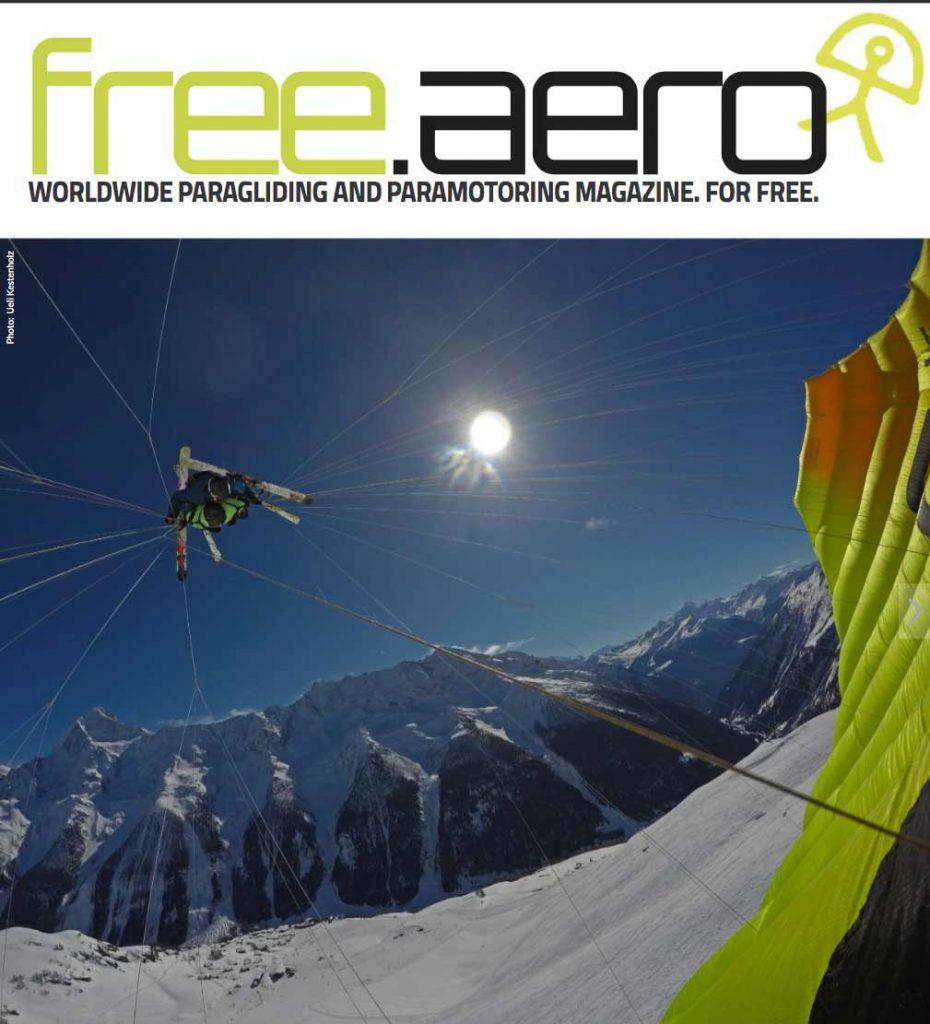Free.Aero gratis parapente magazine online